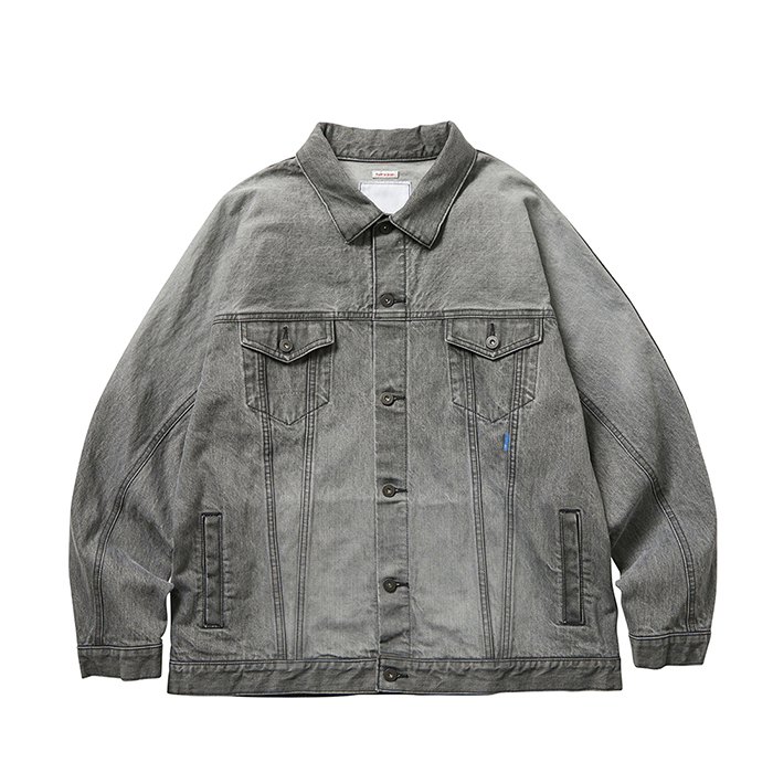 LIBERAIDERS DENIM JACKET II