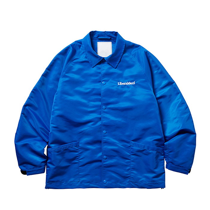 OG EMBROIDERY COACH JACKET