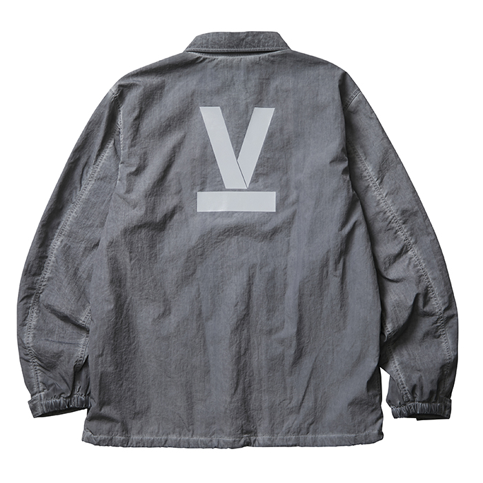 OVERDYED VICTORY COACH JACKET