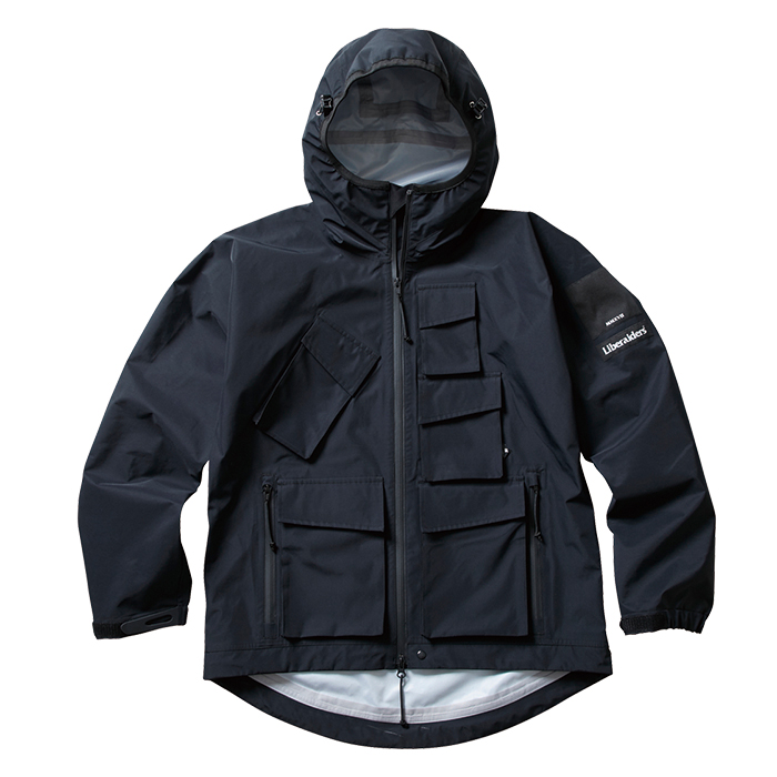 SHERPA 3LAYER JACKET