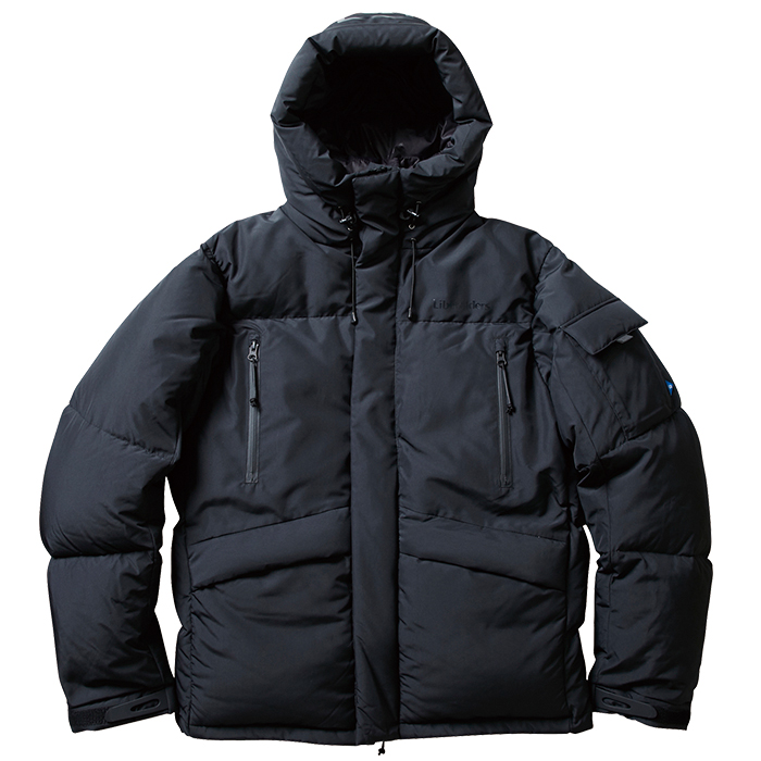 MOUNTAIN RANGE DOWN JACKET