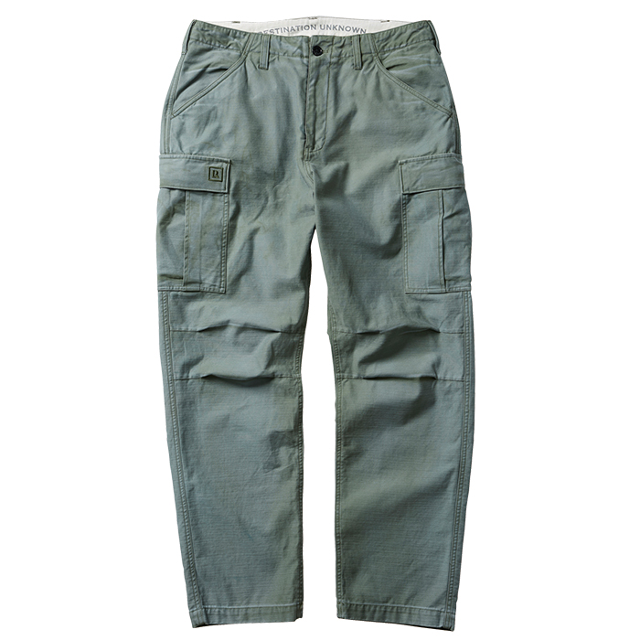 6 POCKETS ARMY PANTS